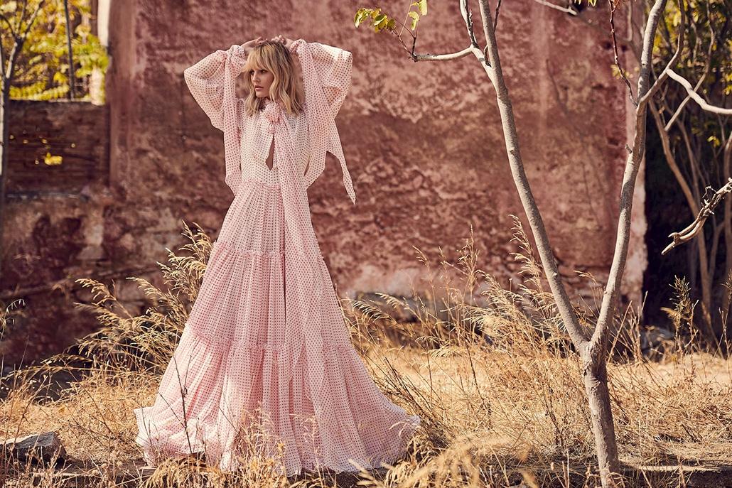 Stylish φορέματα από Costarellos για την Άνοιξη 2020