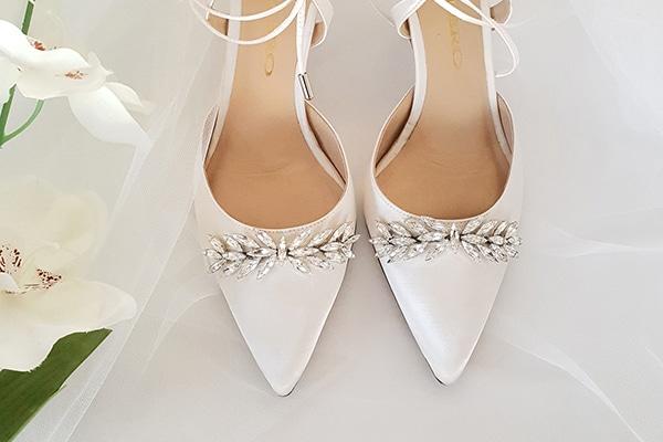 Μοναδικα chic παπουτσια που θα ολοκληρωσουν τη νυφικη σας εμφανιση | Bilero Shoes