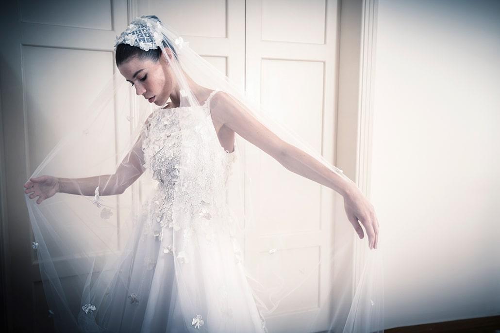 Νυφικά για μια glamorous εμφάνιση | Elena Soulioti Haute Couture