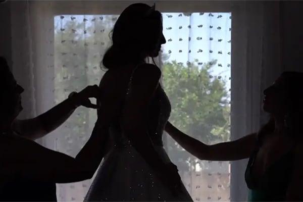 Υπεροχο βιντεο καλοκαιρινου γαμου στη Λευκωσια | Ουρανια & Παυλος