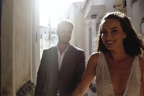 Υπέροχο βίντεο γάμου στο όμορφο νησί της Κέας │ Μαρία & Ανδρέας