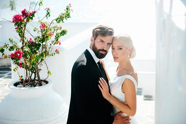 Elegant φθινοπωρινος γαμος στις Σερρες με κρυσταλλινους πολυελαιους και χρυσες λεπτομερειες │ Φανη & Δημητρης