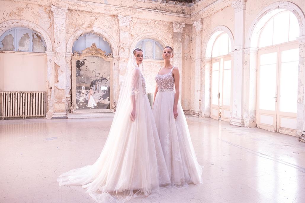 Παραμυθένιες νυφικές δημιουργίες για ένα μοναδικό bridal look | Maison Renata Marmara
