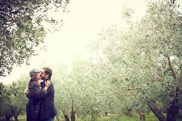 Ρομαντική anniversary φωτογράφιση σε πάρκο στην Κηφισιά | Μαριλίζα & Αντώνης