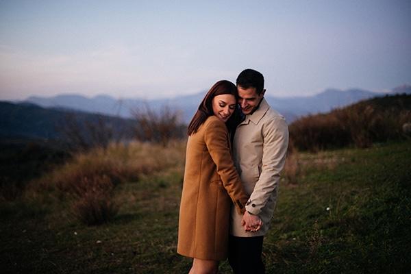 Ρομαντικη prewedding φωτογραφιση στην Αρχαια Μεσσηνη │ Πωλινα & Βασιλης