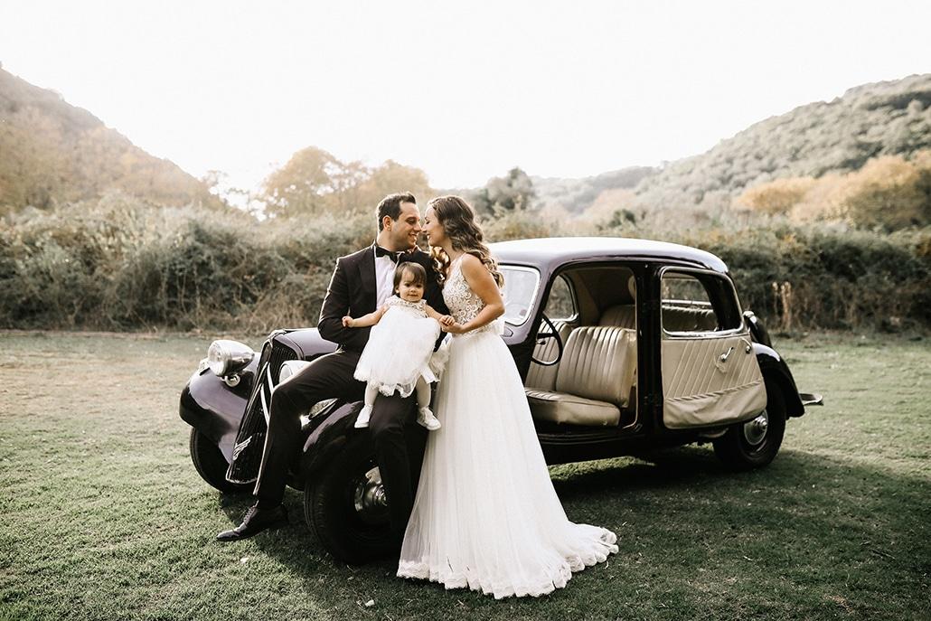Ρομαντικός φθινοπωρινός γάμος στο χωριό Πέρδικα │ Κωνσταντίνα & Φίλιππος