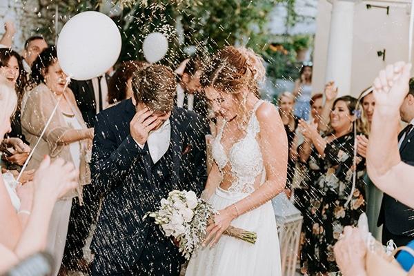 Καλοκαιρινος ρουστικ γαμος στην ομορφη Κερκυρα | Eυτυχια & Αλεξανδρος