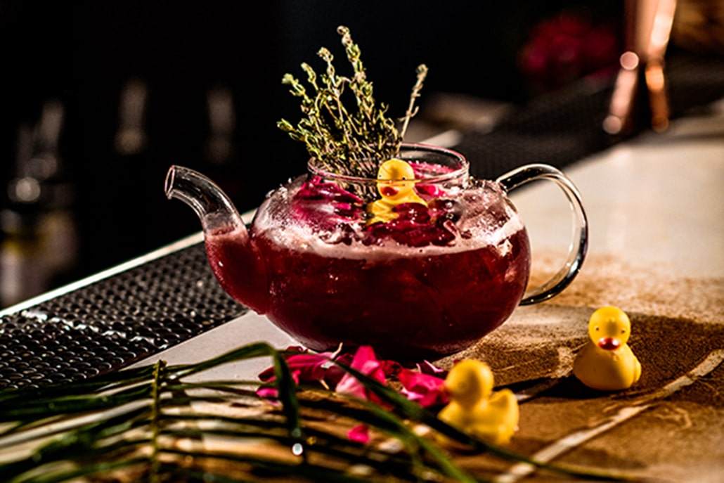 Περιποιηθείτε τους καλεσμένους σας με δροσιστικά μοναδικά cocktails | ViaΧero Traveling Bar