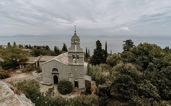 Eκκλησία Αγίας Μαρίνας στην Κέρκυρα
