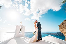 Santorini My Wedding