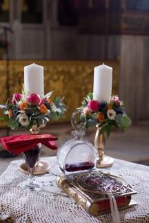Elegant στεφανα γαμου
