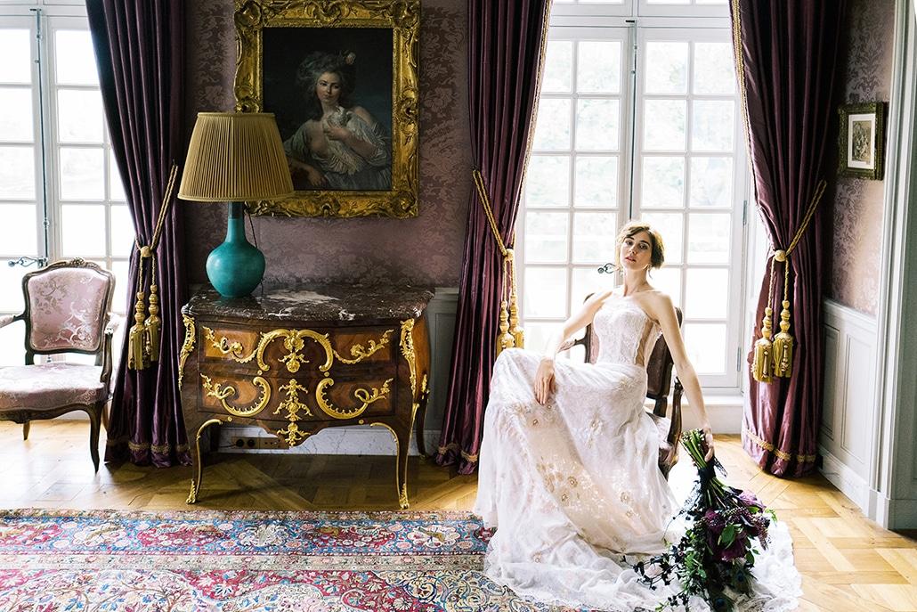Ονειρέμενα νυφικά από την Vasia Tzotzozpoulou σε μια φωτογράφηση που θα σας πάρει την ανάσα