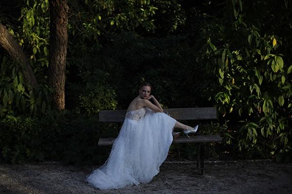 Αέρινες νυφικές δημιουργίες για μια ultra romantic νυφική εμφάνιση │New Bridal Collection by Eleni Kollarou