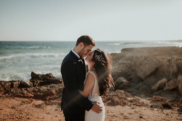 Υπέροχος καλοκαιρινός γάμος στην Κύπρο | Μαρία & Θεόδωρος