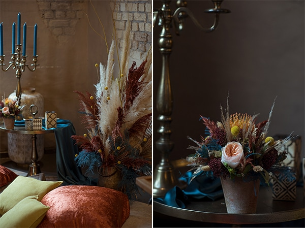 montern-bohemian-wedding-ideas-decoration-pampass-grass-exotic-flowers-vivid-colors_10A