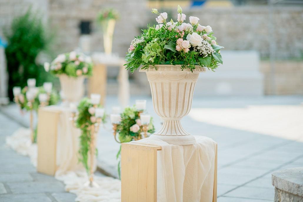 Τα ομορφότερα παστέλ λουλούδια για τον γάμο σας