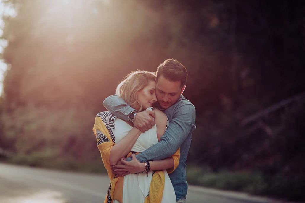 Ρομαντική prewedding φωτογράφιση σε γραφικά δρομάκια │ Τατιάνα & Δημήτρης