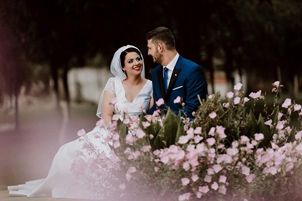 Ρομαντικός καλοκαιρινός γάμος στη Λάρισα | Βάνα & Bασίλης