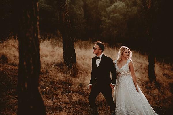 Ρομαντικός καλοκαιρινός γάμος στα Ιωάννινα │ Τατιάνα & Δημήτρης