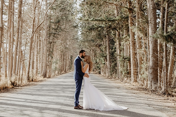 Καλοκαιρινός chic γάμος στη Λεμεσό με boho λεπτομέρειες | Νικολέττα & Δημήτρης