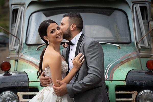 Chic φθινοπωρινος γαμος στο Saint George Hall | Αντιγονη & Νεαρχος