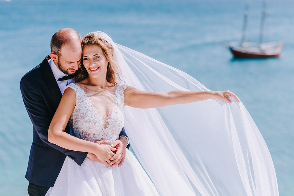 Elegant φθινοπωρινός γάμος στην Πάρο   Χρύσα & Στέλιος