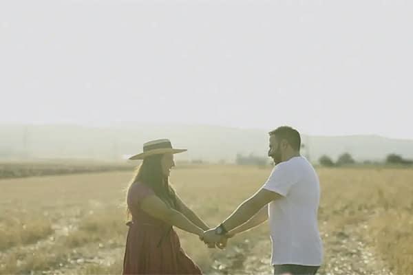 Υπέροχο βίντεο παραδοσιακού γάμου με boho-vintage στοιχεία | Βάσια και Αργύρης