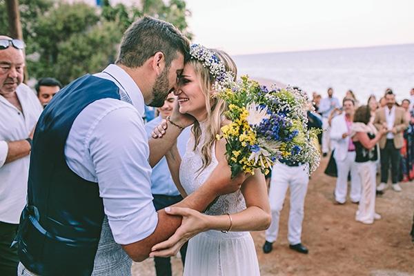 Ο πιο ομορφος boho γαμος στην Ικαρια | Αννα-Μαρια & Πετρος