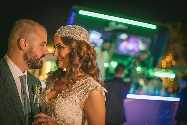 Ρομαντικος φθινοπωρινος γαμος στο Αλσος Νυμφων | Δημητρα & Σηφης
