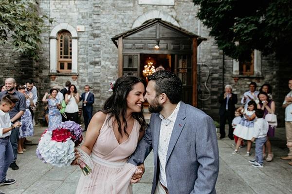 Ρομαντικος φθινοπωρινος γαμος στο μαγευτικο Πηλιο | Αντα & Γιαννης