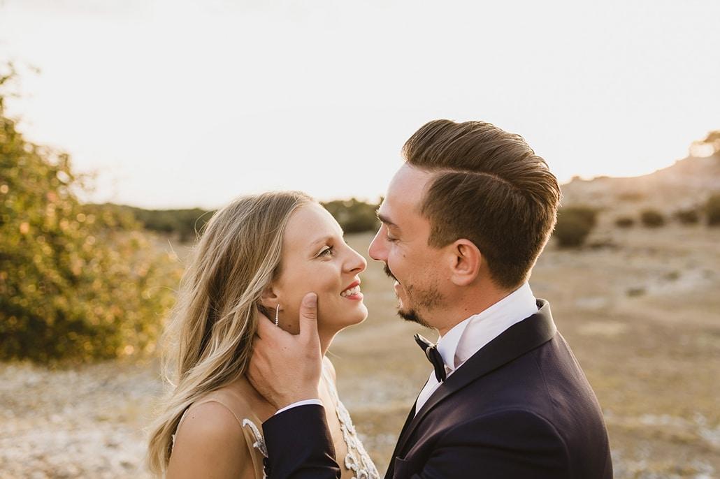 Ρομαντική next day φωτογράφιση στην ύπαιθρο | Μύρια & Παναγιώτης
