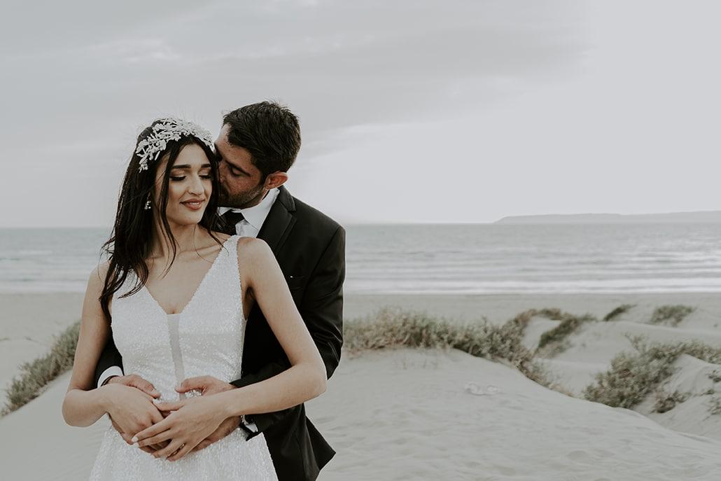 Ρομαντικός καλοκαιρινός γάμος στην Πάφο | Χριστιάνα & Νικόλας