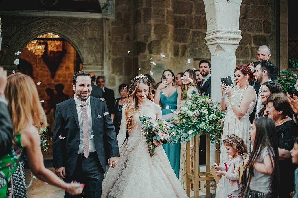 Ανοιξιάτικος fairytale γάμος με έντονα χρώματα | Μαρία & Δημήτρης