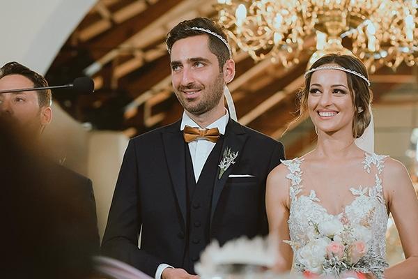 Ρομαντικός γάμος στη Λεμεσό σε παστέλ αποχρώσεις | Στέφανη & Κυριάκος