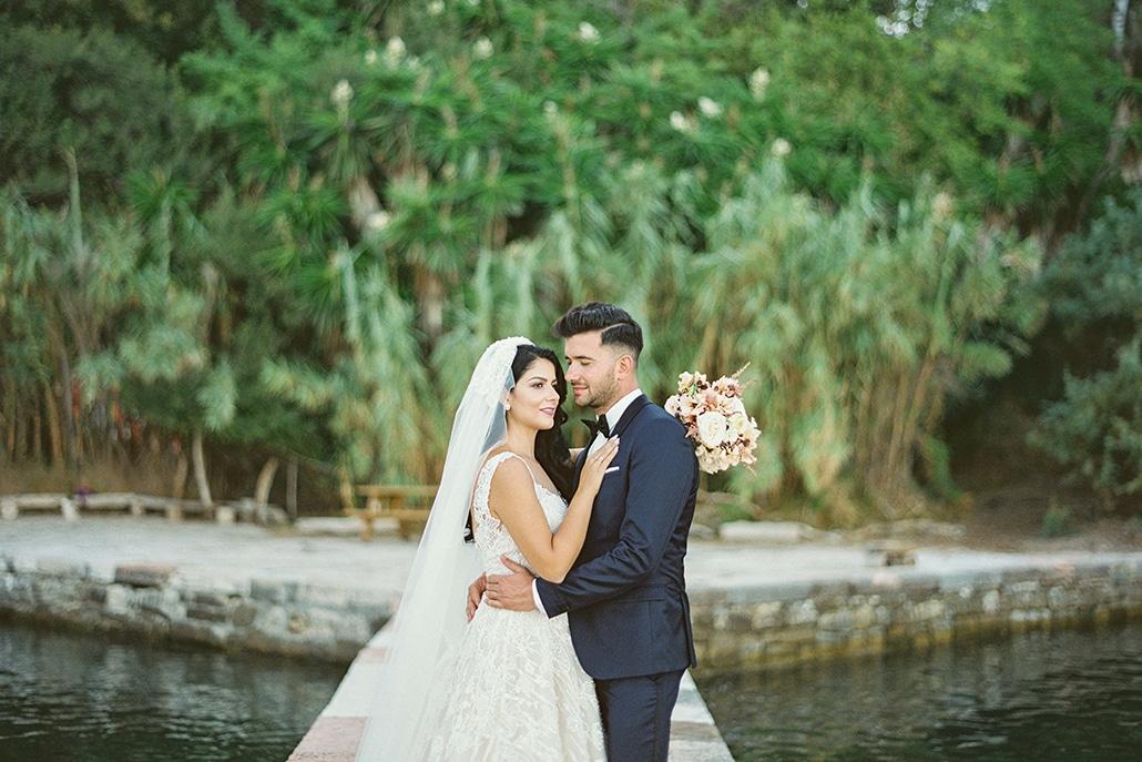 Ρομαντικός καλοκαιρινός γάμος στην Κέρκυρα σε ροζ αποχρώσεις | Λευκοθέα & Δημήτρης