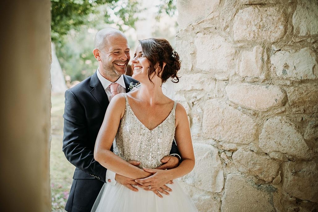 Vintage ρουστίκ γάμος στην Κύπρο