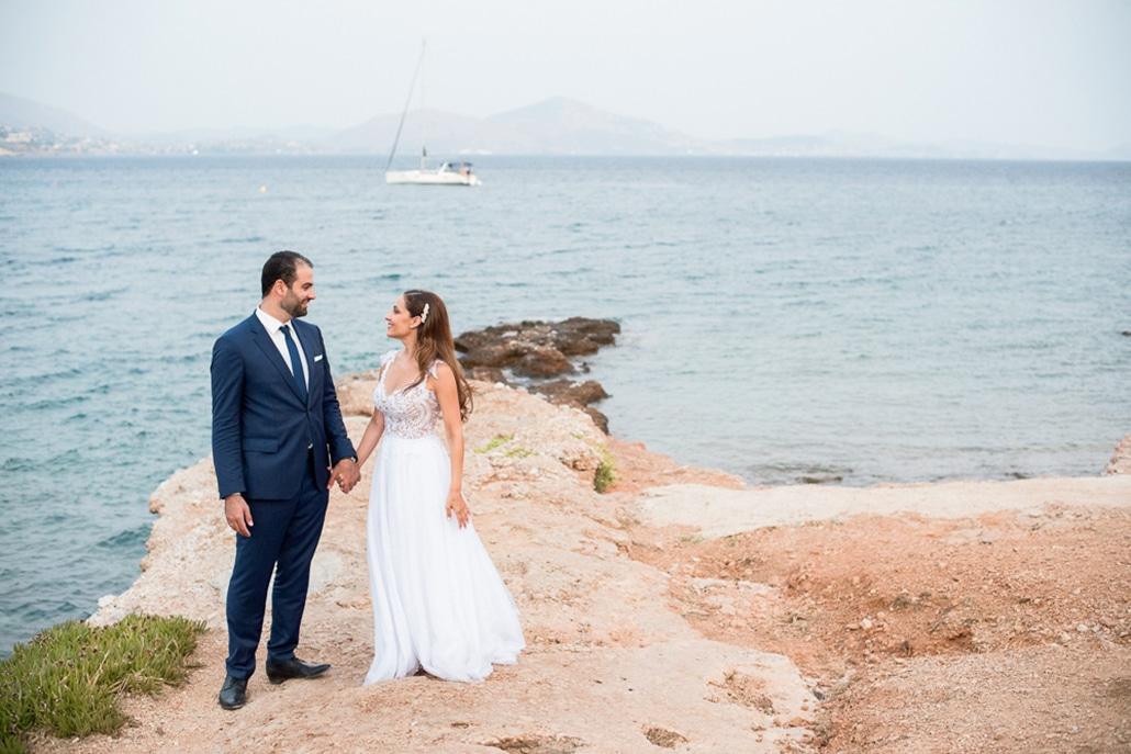Πανέμορφος Αυγουστιάτικος γάμος στο Άλσος Νυμφών │ Ελένη & Κωνσταντίνος