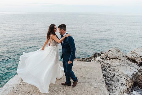 Ρομαντικός καλοκαιρινός γάμος με φόντο την φυσική ομορφιά του Βόλου │ Δέσποινα & Χρήστος