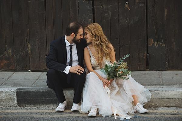 Bohemian φθινοπωρινός γάμος στην Λευκωσία με pampas grass και πρωτέα │ Μαρία & Αντρέας