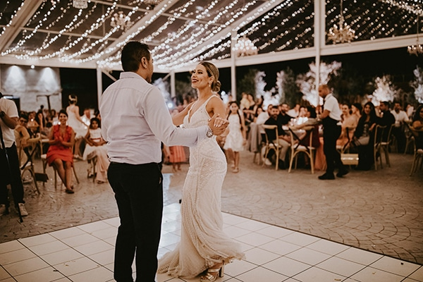 Elegant καλοκαιρινός γάμος στο Lapatsa Countryside │ Μαριλένα & Παναγιώτης
