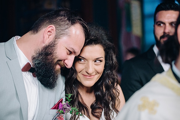Fancy ανοιξιάτικος γάμος στην Αθήνα με θέμα Frida Kahlo – Batman │ Καλλιόπη & Νίκος
