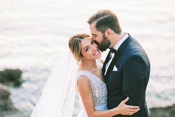Όμορφος καλοκαιρινός γάμος με τα πιο όμορφα παστέλ χρώματα