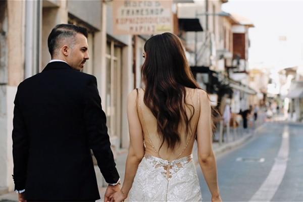 Ρομαντικό βίντεο γάμου στη Λεμεσό | Μαρία & Λοΐζος