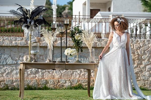 Λαμπερές νυφικές δημιουργίες από Αnastasia Deri που εντυπωσιάζουν │ Bridal Collection 2021