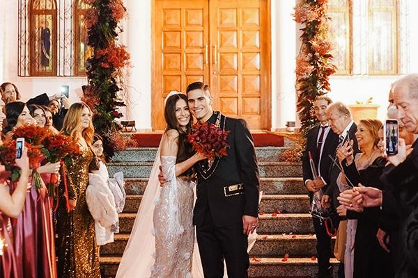 Ο εντυπωσιακός γάμος της Μαρίας Κορτζιά και του Πιέρου Σωτηρίου