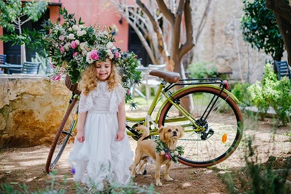 Διακόσμηση ποδήλατου