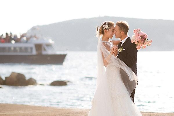 Luxurious καλοκαιρινος γαμος στην Παργα│ Ροη & Πανος