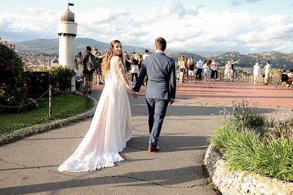 Ομορφος φθινοπωρινος γαμος στην Ηγουμενιτσα σε μπορντο αποχρωσεις │ Δημητρα & Σπυρος