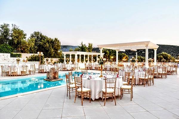 Ο πιο υπέροχος χώρος δεξίωσης για έναν παραμυθένιο γάμο │ Κτήμα Άρτεμις