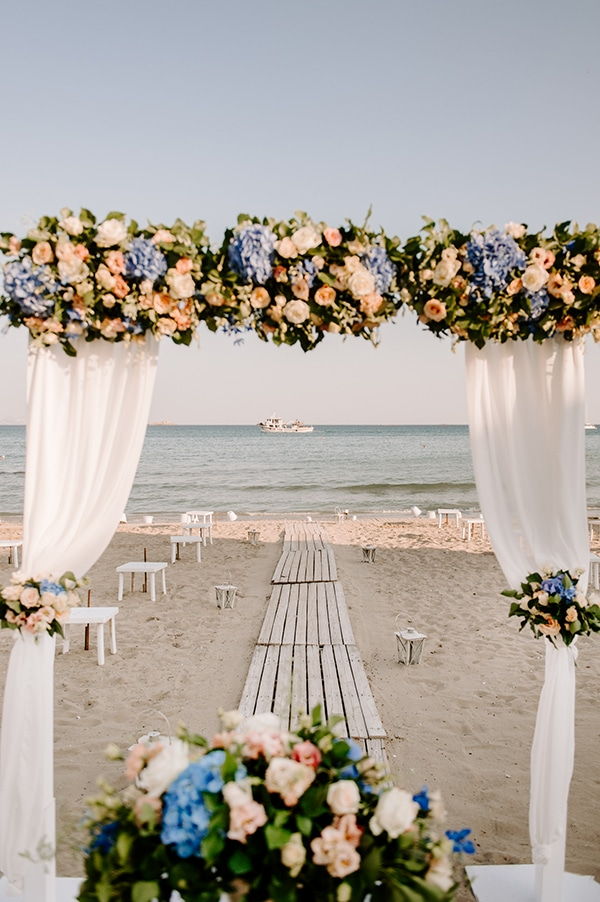 romantic-civil-beach-wedding-blue-peach-hues_12x